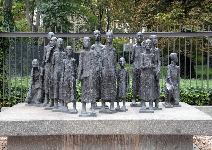 Ancien cimetière juif (Alter Juedischer Friedhof)
