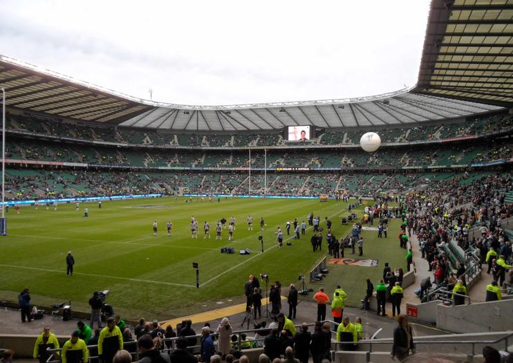Estadio de Twickenham (Twickenham Stadium)