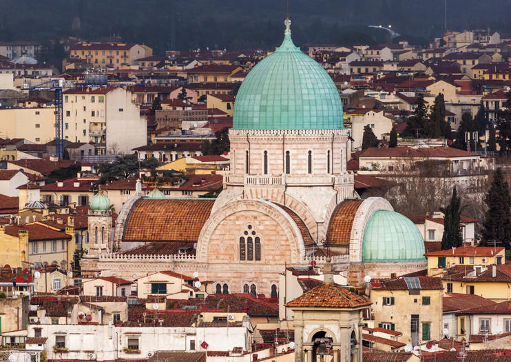 Great Synagogue of Florence (Tempio Maggiore)
