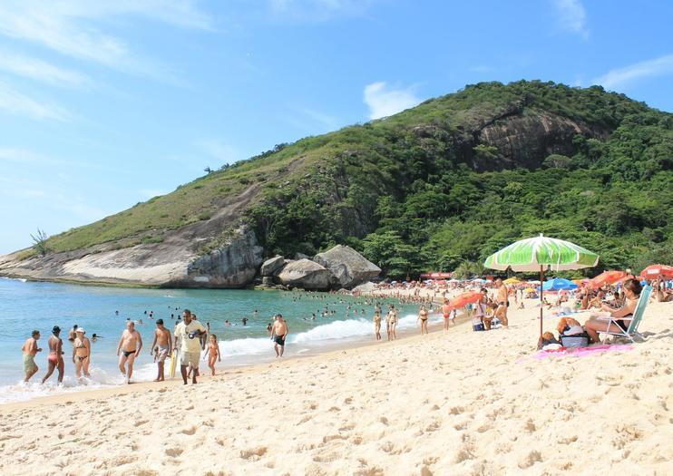 Strand von Grumari