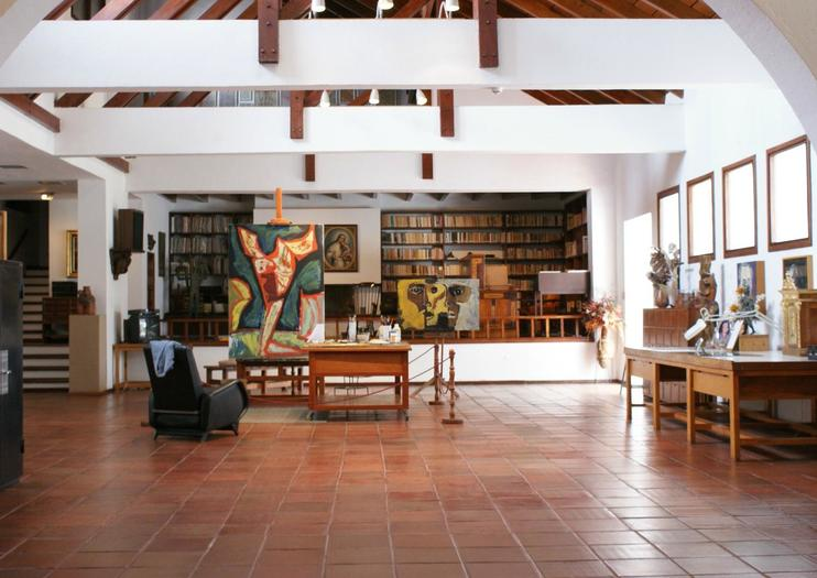 Guayasamin Museum (Casa Museo Guayasamin)