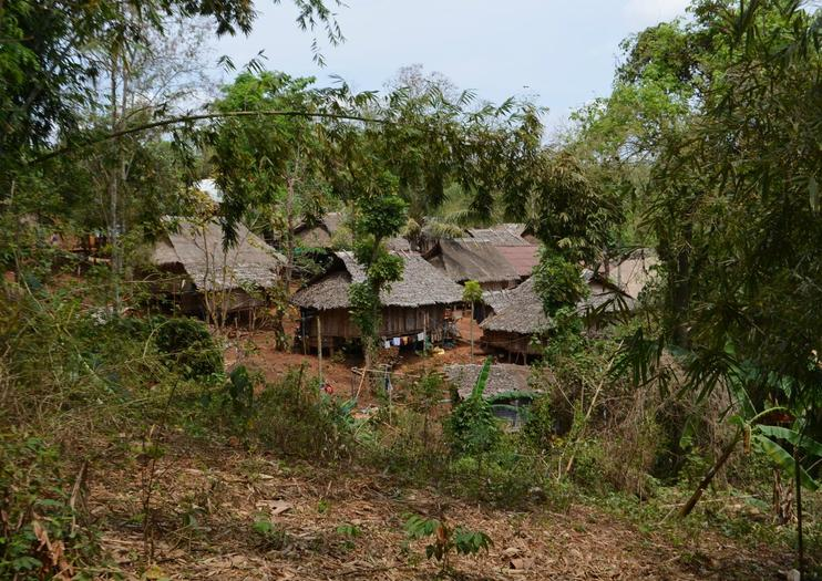 Chiang Mai Hill Tribe Villages