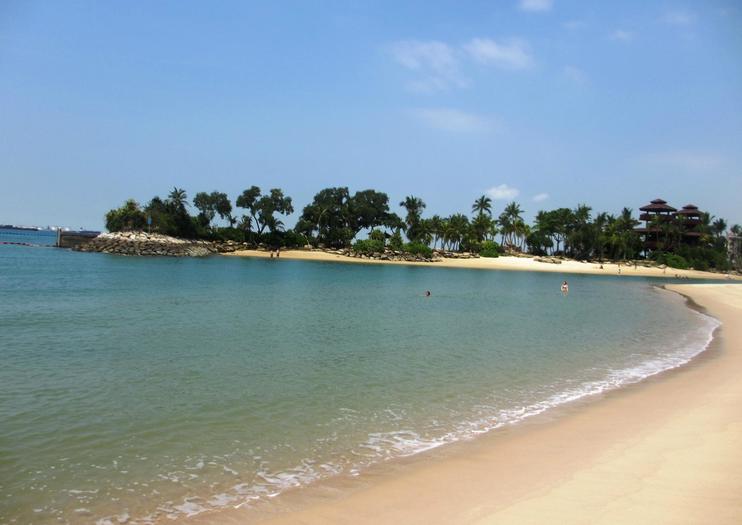 Palawan Beach (Pulau Palawan)