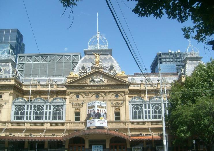Melbourne Princess Theatre
