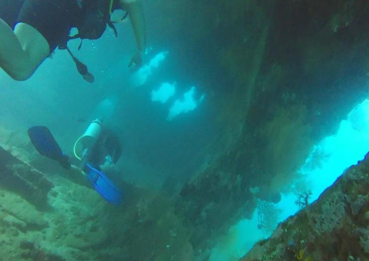 USS Liberty Wreck (USAT Liberty)
