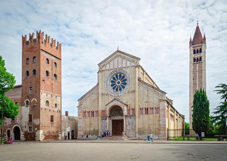 St. Zeno Maggiore Church (Basilica di San Zeno Maggiore)