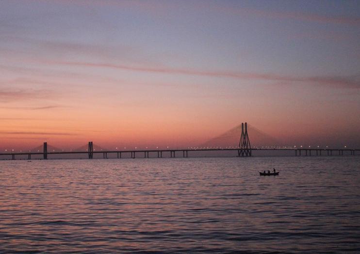 Bandra-Worli Sea Link (Rajiv Gandhi Sea Link)