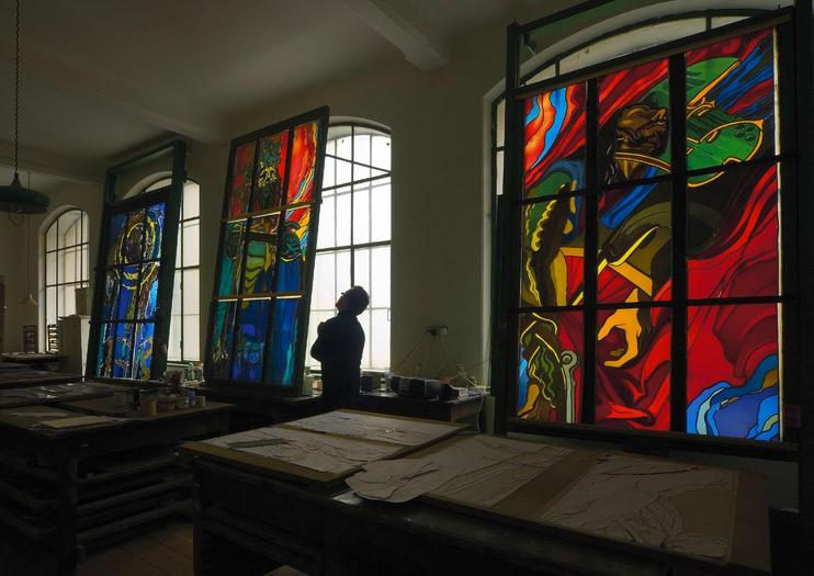 Stained Glass Workshop and Museum (Pracownia i Muzeum Witrazu)