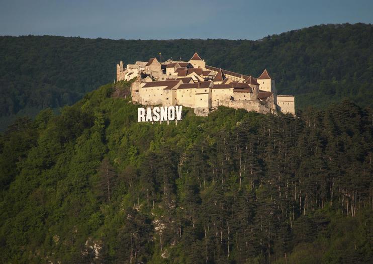 Rasnov Fortress (Cetatea Rasnov)