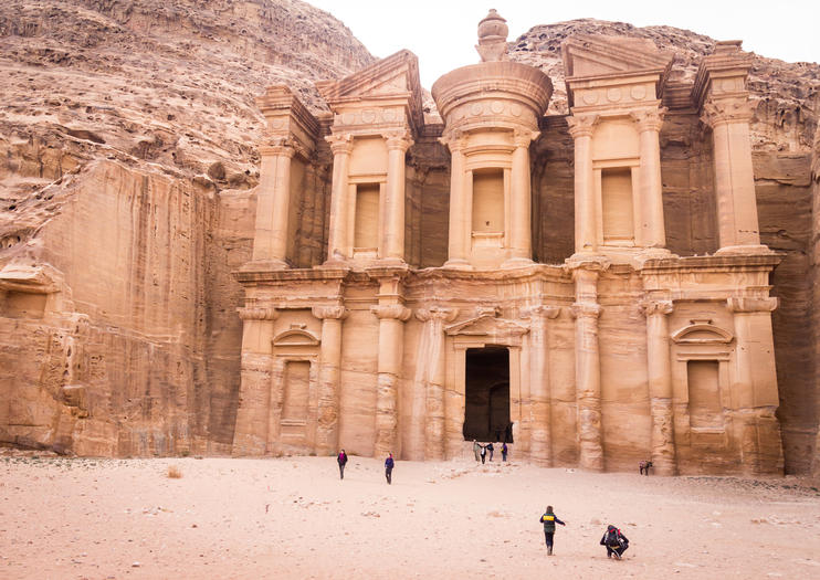 Monasterio (Al-Deir)