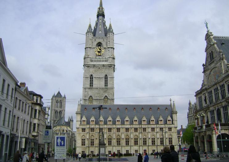 Belfry and Lakenhalle (Bell Tower and Cloth Hall)