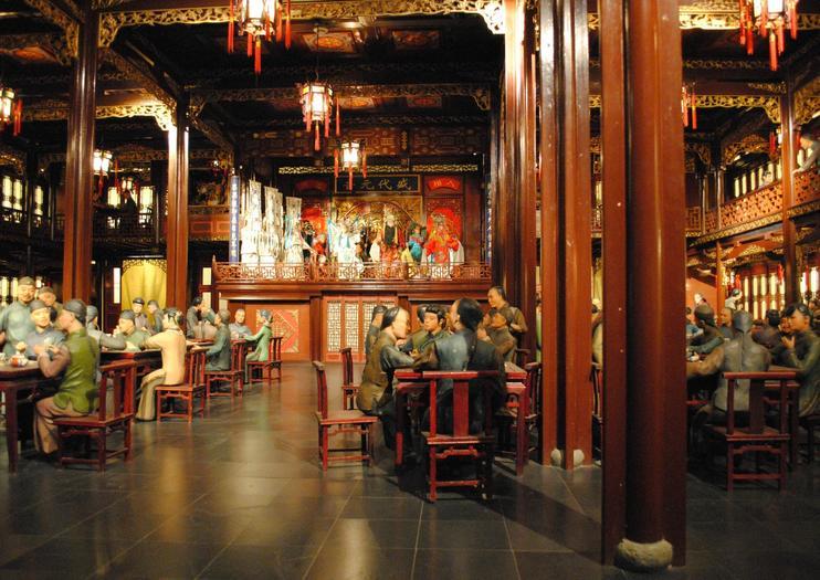 Historisches Museum Shanghai