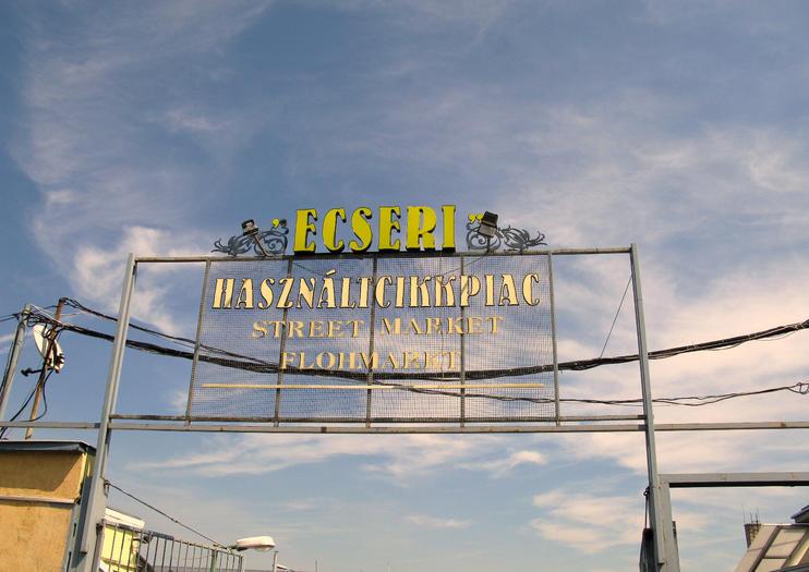 Ecseri Flea Market (Ecseri Piac)