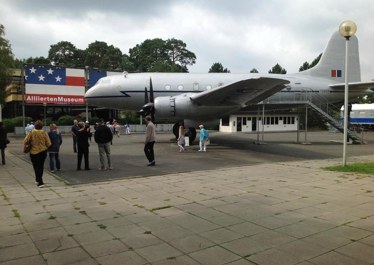 Museu dos Aliados (Alliierten Museum)