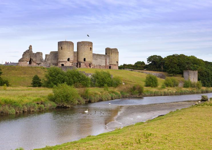 Rhuddlan Castle (Castell Rhuddlan)