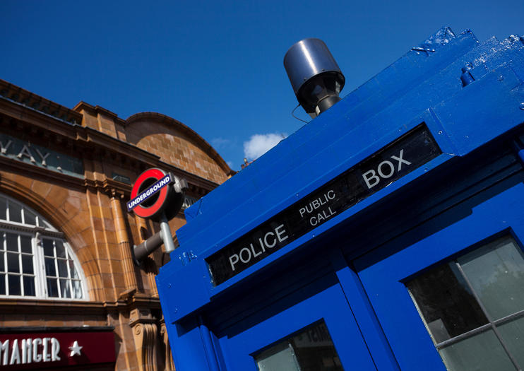 Earls Court Police Box