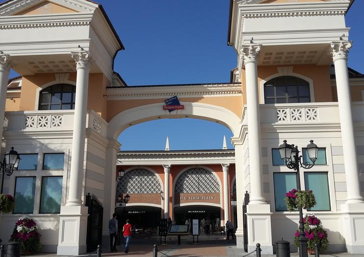 The Best Castel Romano Designer Outlet Tours & Tickets 2019 - Rome ...