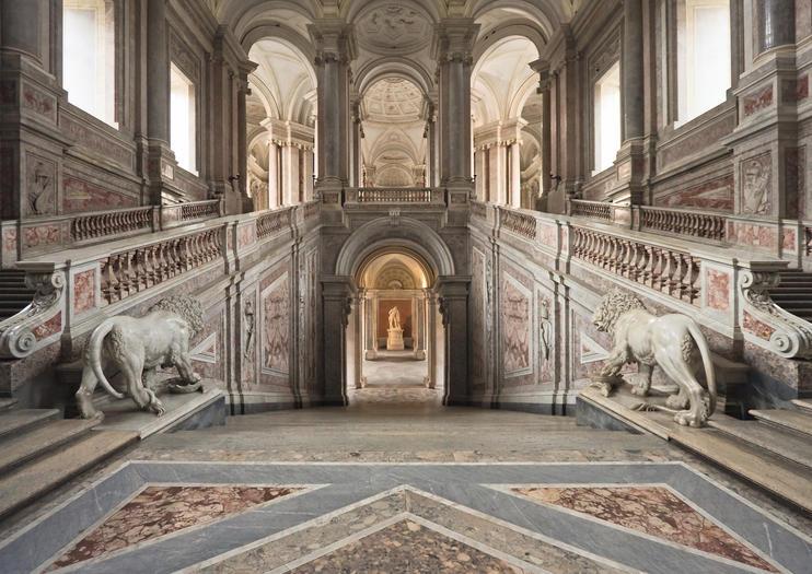 Palacio Real de Caserta
