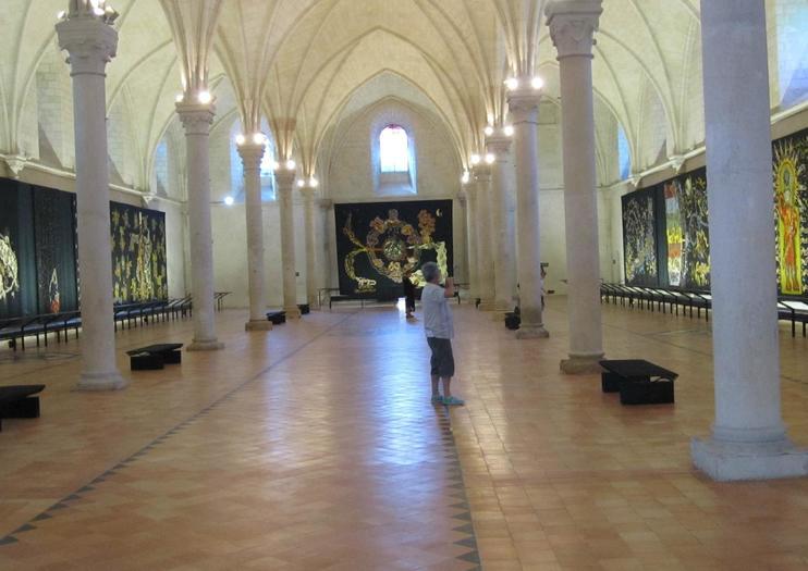 Jean Lurçat Contemporary Tapestry Museum (Musée Jean-Lurçat)