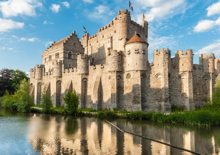 Gravensteen Castle (Castle of the Counts)