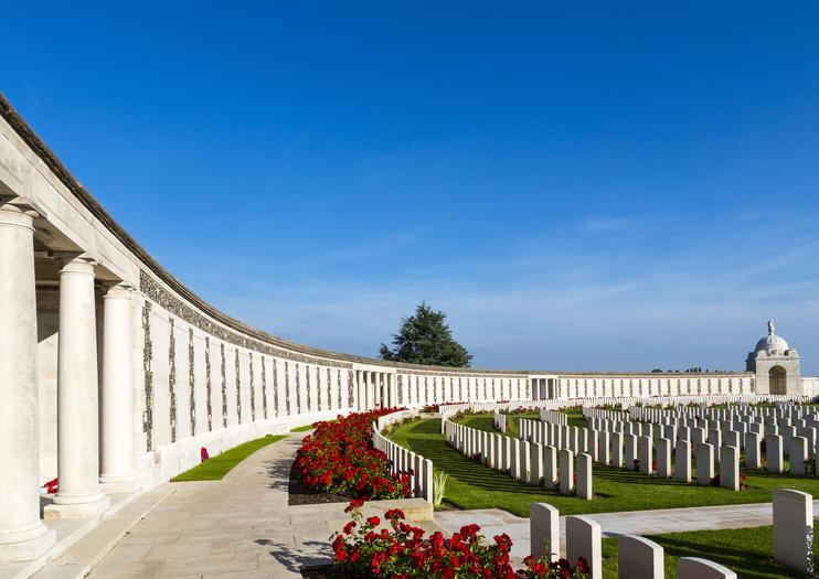 World War I Battlefield Tours from Ghent