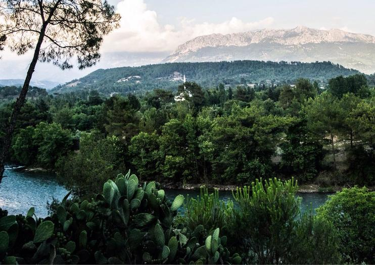 Canyon de Koprulu