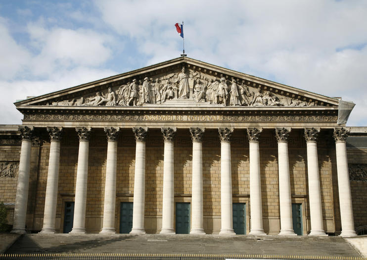 French National Assembly (Palais Bourbon)