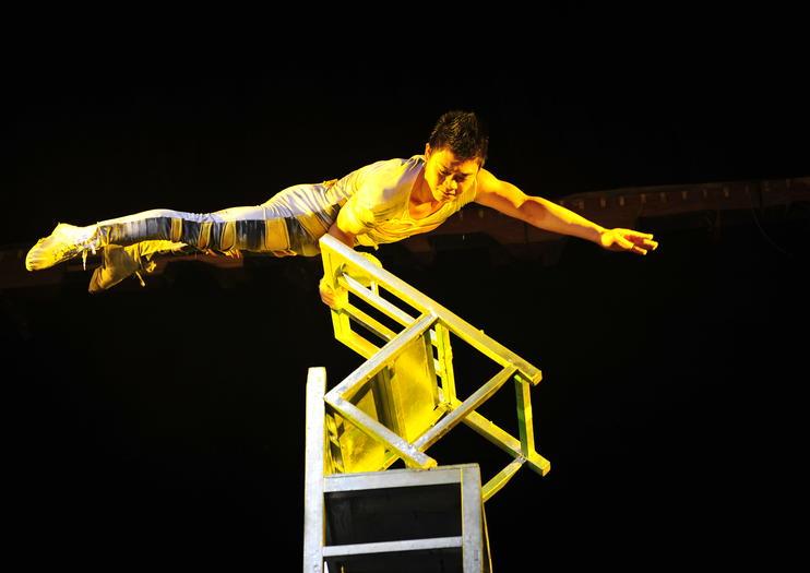Acrobatic Shows in Beijing