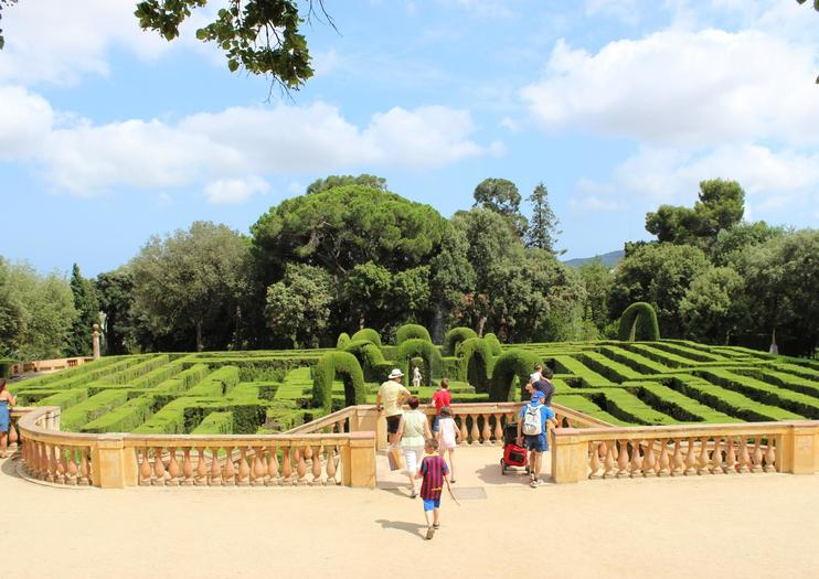 Labyrinth Park of Horta (Parc del Laberint d'Horta)