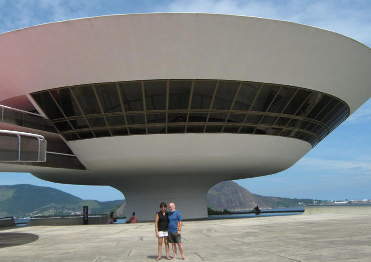 Niteroi Contemporary Art Museum (MAC)
