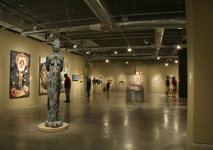 Pasadena Museum of California Art (PMCA)