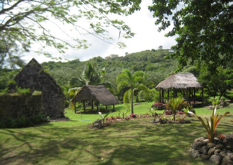 Nevisian Heritage Village at Fothergills Estate