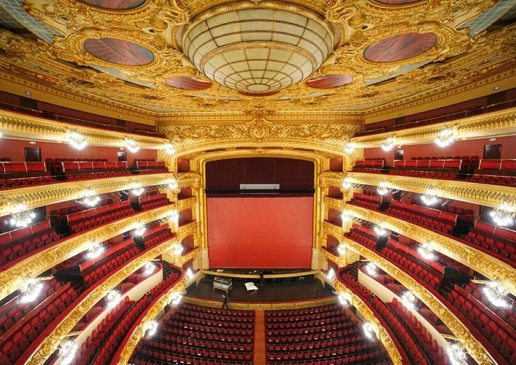 Grand théâtre de Liceu