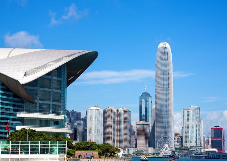 香港コンベンション&エキシビションセンター