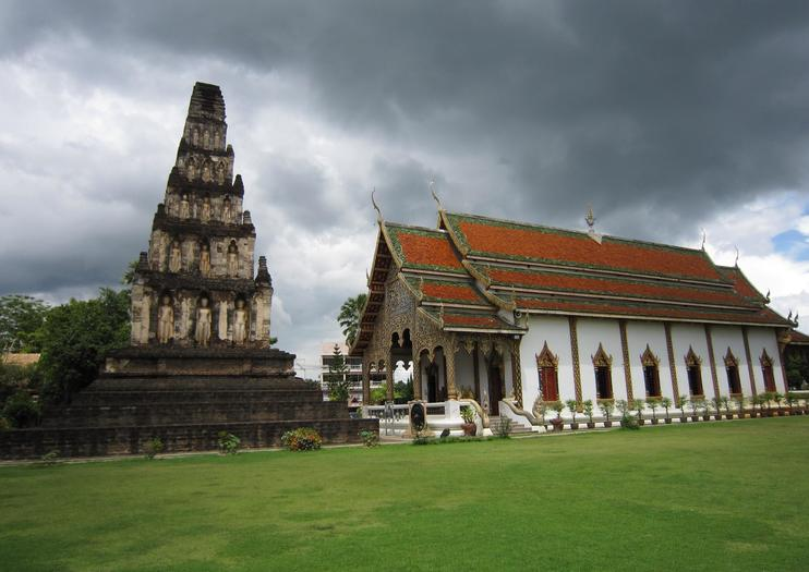 Wat Kukut (Wat Chama Thewi)