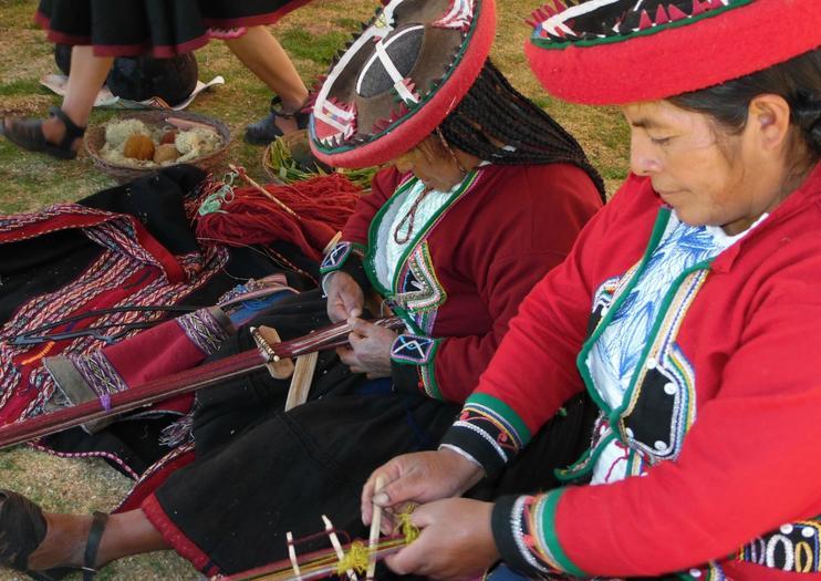 Centro de Interpretación de la Industria Textil Andina