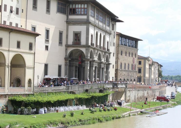 Florence Via Cavour (Via Camillo Cavour)
