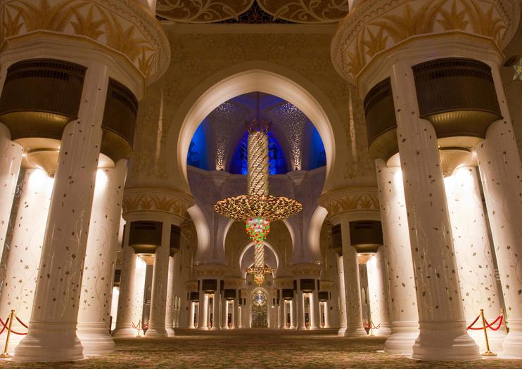 Musée du Palais du Sheikh Zayed