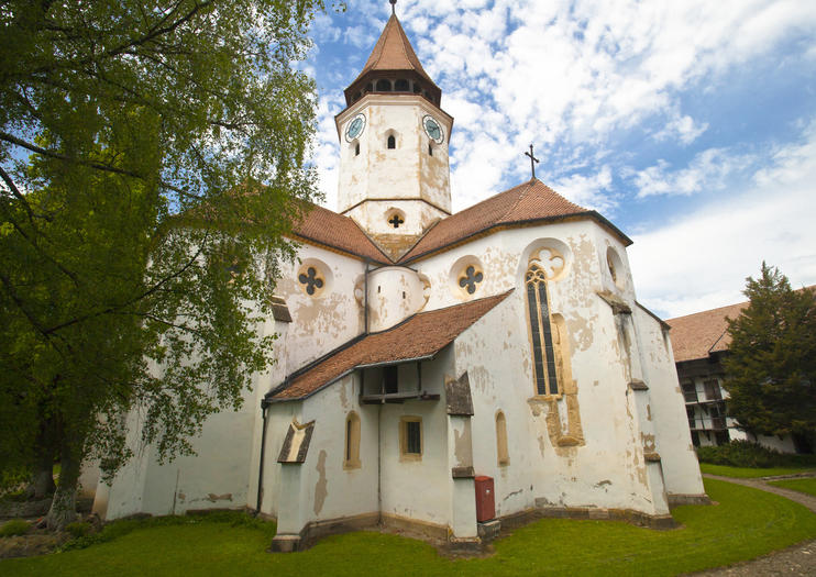 Fortified Church of Prejmer
