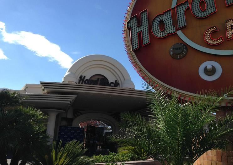 Hard Rock Café Las Vegas
