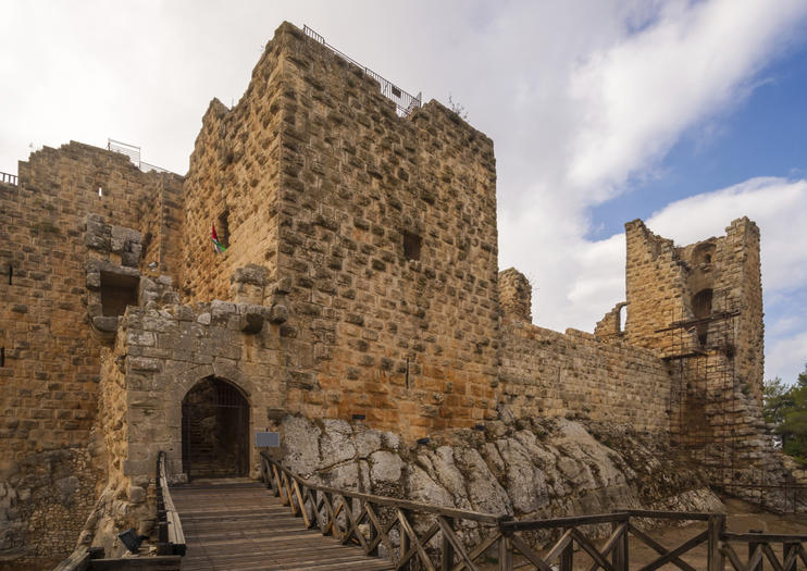 Castelo de Ajloun (Qala'No Ar-Rabad)
