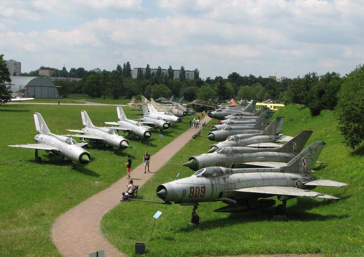 Polish Aviation Museum (Muzeum Lotnictwa Polskiego)