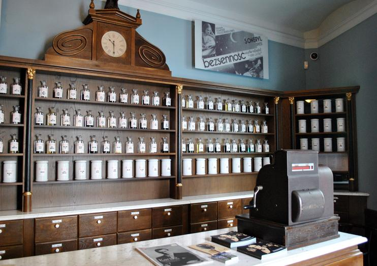 Ghetto Eagle Pharmacy Museum