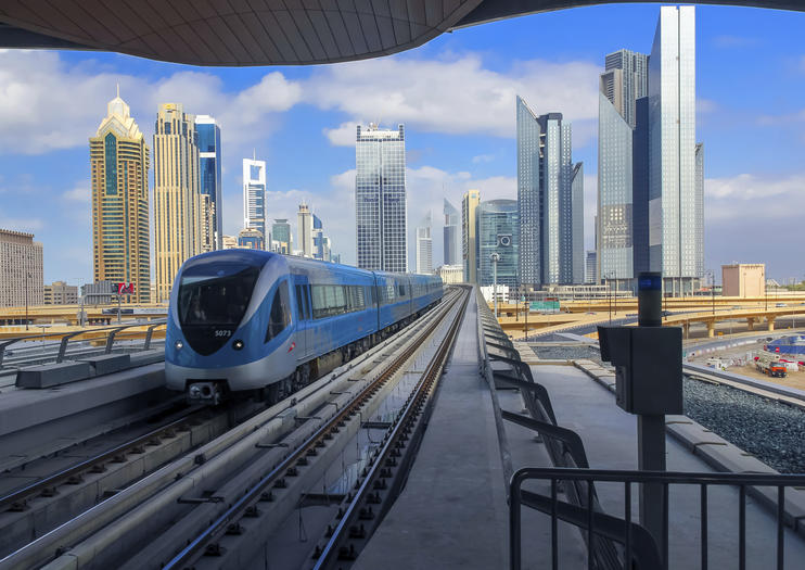 Dubai Metro | Book Tickets & Tours Today (Tickets Available)