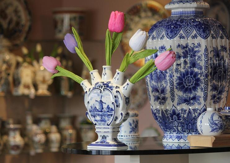 Delft Pottery of Delftse Pauw