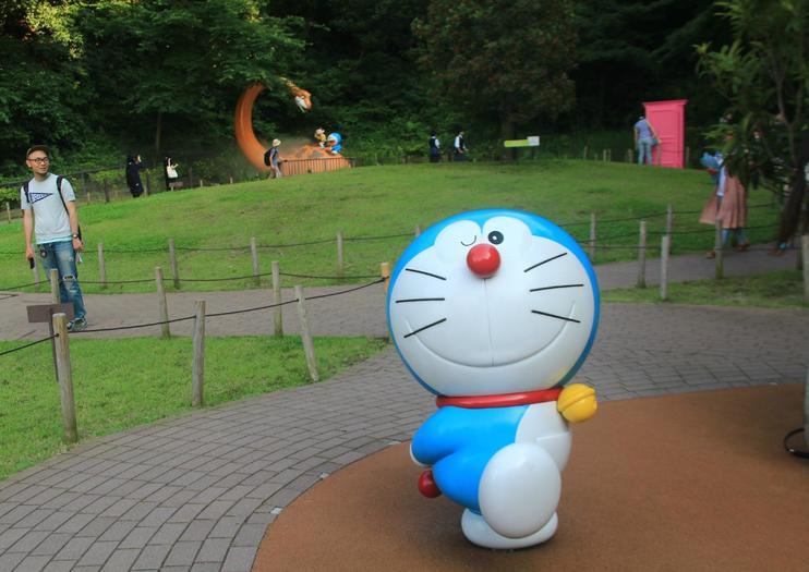 Fujiko F Fujio Museum (Doraemon Museum)