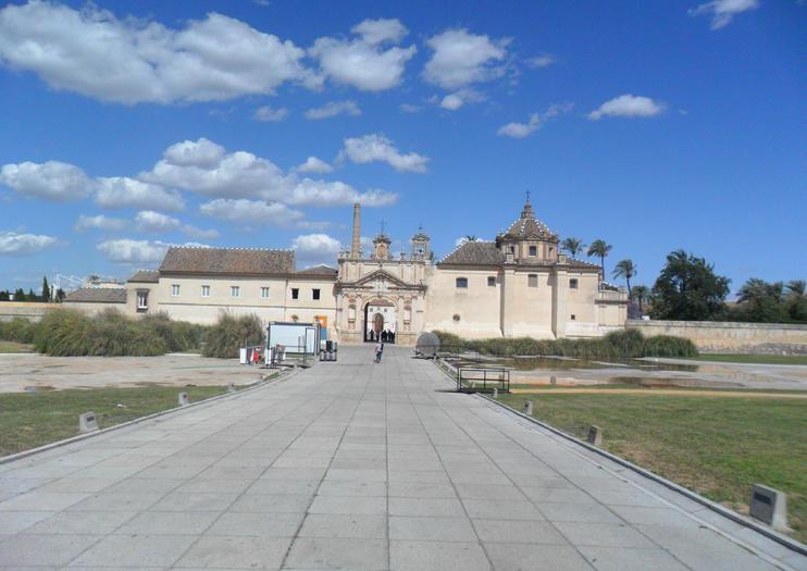 Monastère Santa Maria de las Cuevas (La Cartuja)