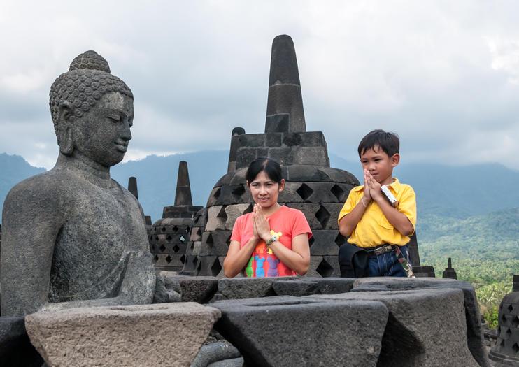 Yogyakarta Temple Guide