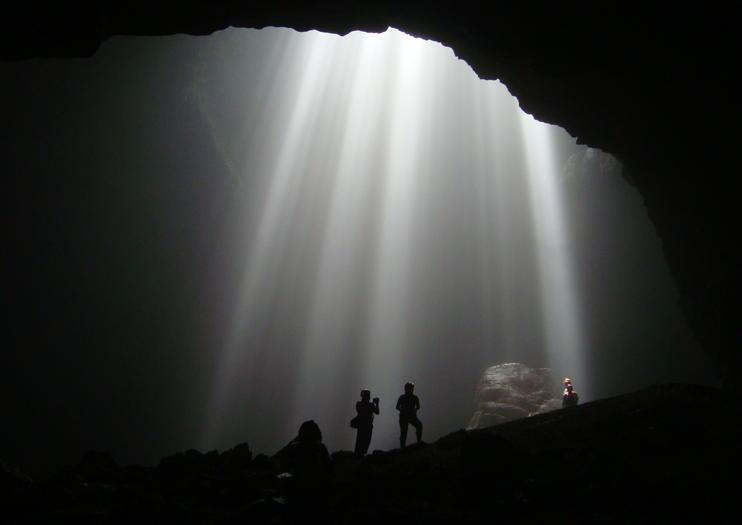 Jomblang Cave (Goa Jomblang)