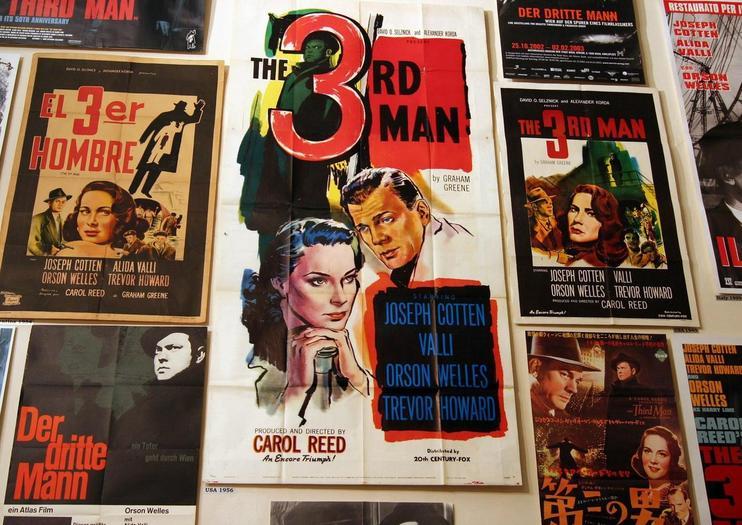 Third Man Museum (Dritte Mann Museum)